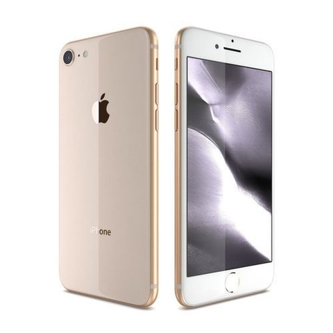 Iphone 8 gold 2