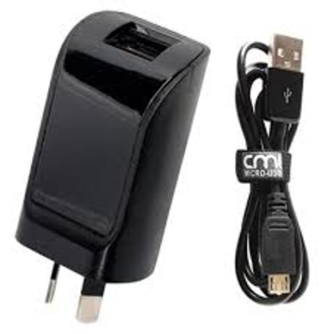 12W Home Charger with Micro USB Cable (CMI)