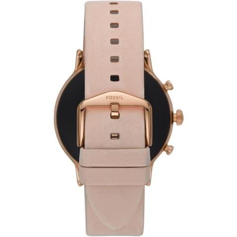 Fossil Gen 5 Smartwatch Julianna HR Blush Leather (FTW6054) 1