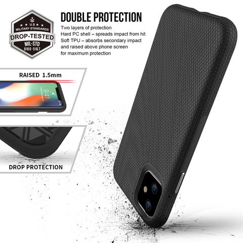 Samsung Galaxy A11 2020 Triangle Back Case 2