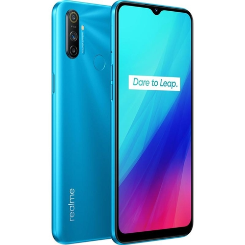 Realme C3 64GB (Frozen Blue) Brand New Phone 1