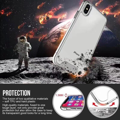 Apple iPhone 1212 Pro Space TPU Case Clear